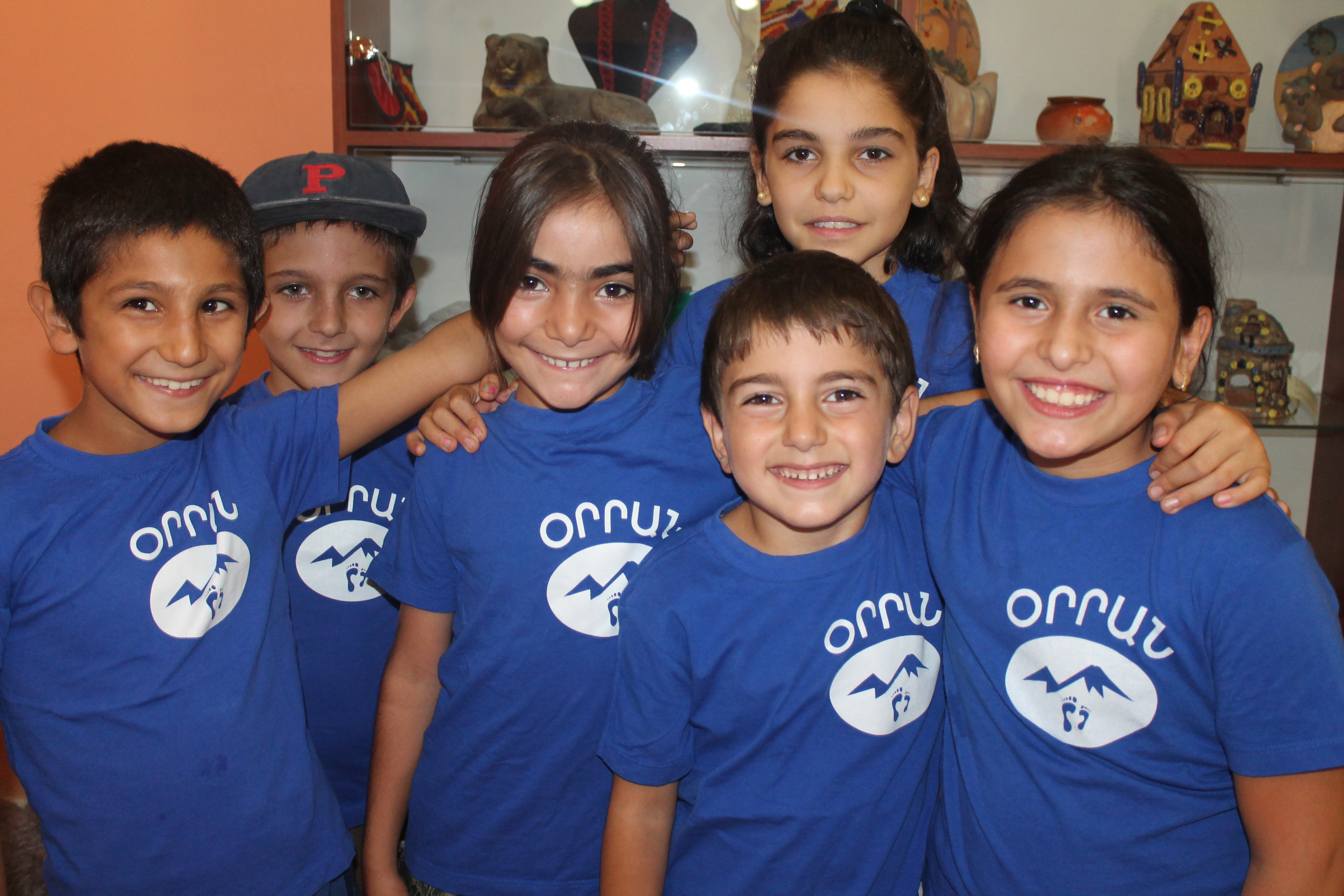 Orran NGO: helping children and families which are in financially vulnerable situations