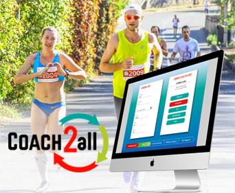 Coach2all</br></br> Առցանց մարզումների <br> ծրագիր